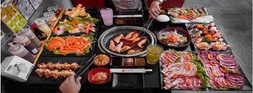 buffet pour cuisine tenjo sushi yakiniku premium buffet accueil menu