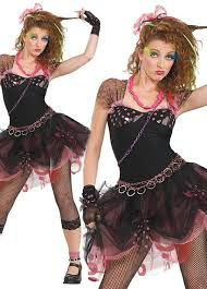 womens 80s diva halloween costume