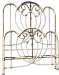 Antique Metal Bed Frame Iron Beds By Cathouse Iron Bed Frames Iron Bed Frame Conversions