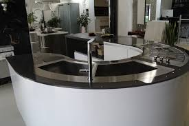 ex display pedini curved island kitchen exchange