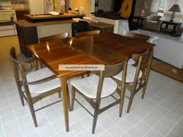 mid century dining table and chairs mid century modern furniture dining table mid century modern dining