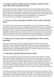 front desk agent interview questions beautiful interview questions for accounting resume images best
