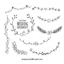 wedding ornaments vectors photos and psd files free