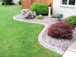 Rock Garden Beds Landscape Rocks Gravel Landscape Rock Ideas Best Rock Flower Beds