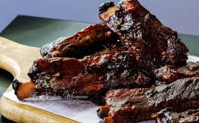 How To Cook Pork Country Style Ribs In The Oven - pressure cooker st louis ribs with whiskey bbq sauce