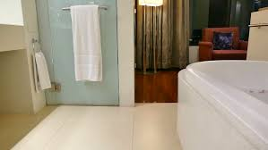 Decoration In Bathroom Sliding Door Mirror Wardrobe In Modern Hotel Bedroom Interior