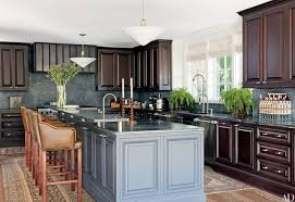 Farrow And Ball Kitchen Cabinet Paint Painted Kitchen Cabinet Ideas Photos Architectural Digest