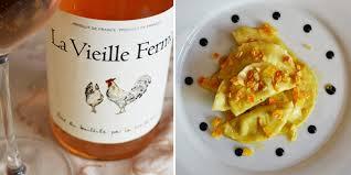 cuisine vin de provençal pairings wine with food le vin de table provence winezine