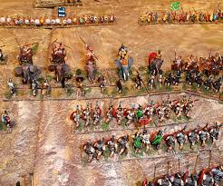 Punic Wars Map Carthago Delenda Est U2013 The Punic Wars With Dba 3 0 Ancient