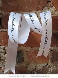 imprinted ribbon 47 best printed ribbon images on printed ribbon