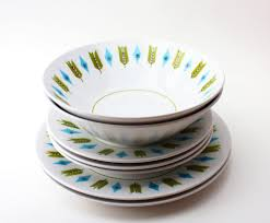 thanksgiving dishware 8 pieces of midcentury dinnerware you need this thanksgiving