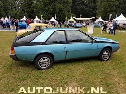 1982 renault fuego renault fuego gts coupe foto u0027s autojunk nl 199452