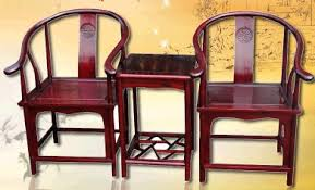 Chinese Armchair Antique Furniture Ming And Qing Wood South Elm Chair Three Piece