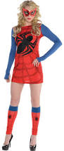 halloween city com create your own women u0027s spider costume accessories party city