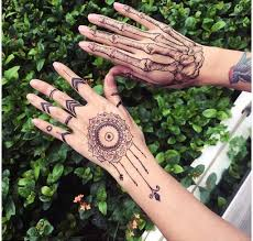 fancy a modern henna tattoo stylexstyle