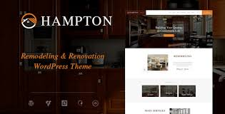 Home Renovation Websites Hampton Home Design And House Renovation By Axiomthemes