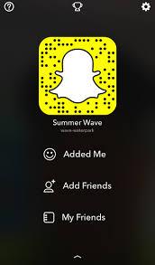 snapchat wave waterpark