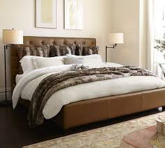 Best 25 Brown Headboard Ideas by Best 25 Leather Bed Ideas On Pinterest Leather Headboard