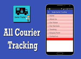 all courier tracking android apps on google play