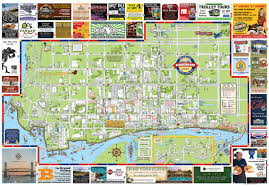 Michigan Breweries Map by Discovery Map My Blog