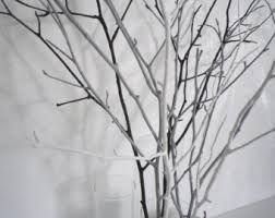 decorative tree branches decorative branches etsy
