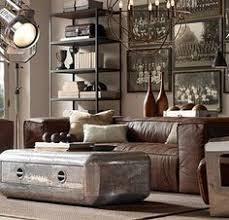 Industrial Living Room Ideas Home Design Ideas - Industrial living room design ideas