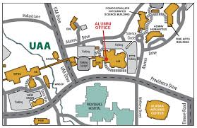 Alaska Airlines Map by Contact Us University Of Alaska Anchorage
