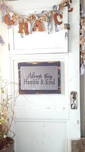 always stay humble and kind metal sign lyric signs rustic sign