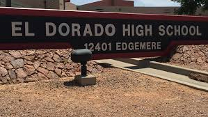 el dorado high homepage