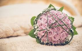 wedding flowers roses bouquet wedding flowers roses hearts wallpaper 1680x1050