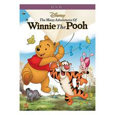 the many adventures of winnie the pooh dvd shopdisney