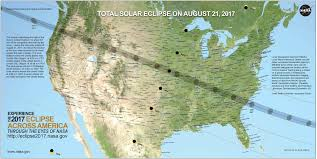 California Weather Map Solar Eclipse Here U0027s The Weather Forecast For The Big Day Nbc News