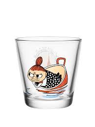 mumi lille my flyder vandglas