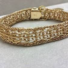 s charm bracelet vintage gold charm bracelet goldsmith antiques