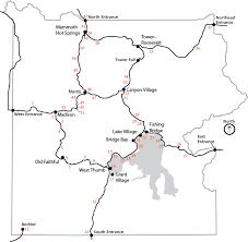picnicking yellowstone national park u s national park service