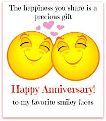 happy anniversary to my favorite smiley faces pictures photos and