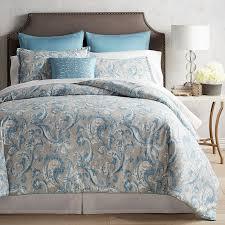 halloween comforter charisse teal comforter u0026 sham pier 1 imports