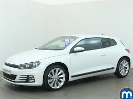 used volkswagen scirocco gt white cars for sale motors co uk