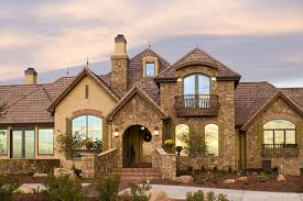 european house plans 120 2164 this image shows the front elevation of these luxury