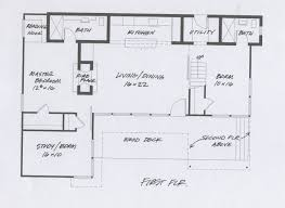 Ranch House Floor Plan 1970 S Ranch House Floor Plans House Plans