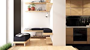 Reading Floor Plans 3 Small Apartments That Rock Uncommon Color Schemes With Floor Plans