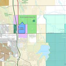 Map Of Denver Metro Area by Lowry Landfill Information Superfund Site