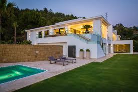 villa camoján new build modern villa in cascada de camoján marbella