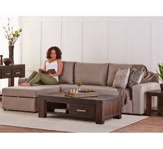 Chaise Beds Madrid 3 Seater Sofa Bed With Storage Chaise Left Decor