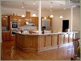 Stone Countertops Kitchen Cabinet Kings Reviews Lighting Flooring