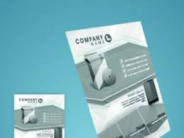 modern stylish business flyer template free vectors ui download