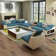 c shaped sofa aliexpress com buy living room furniture modern u shaped leather