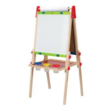 hape all in one wooden easel lazada singapore