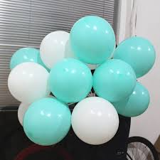 Tiffany Color Party Decorations Aliexpress Com Online Shopping For Electronics Fashion Home