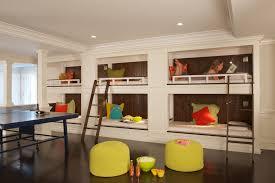 greenwich ct basement renovation custom bunk beds installed